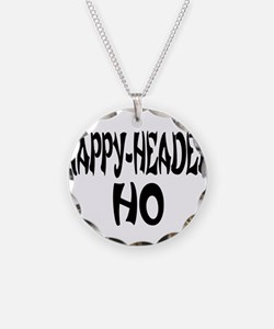 Nappy Headed Ho French Design Necklace