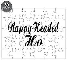Nappy Headed Ho Fancy Design Puzzle
