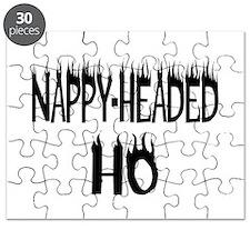 Nappy Headed Ho Nappy Design Puzzle