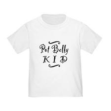 Pot Belly KID T