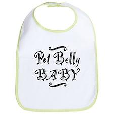 Pot Belly BABY Bib