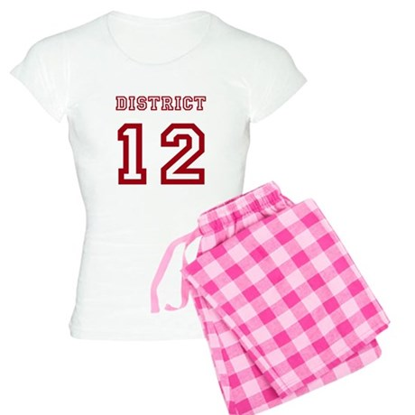 Hunger Games District 12 Ever Women's Light Pajama