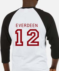 Hunger Games District 12 Ever Baseball Jersey