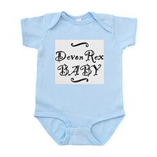 Devon Rex BABY Onesie
