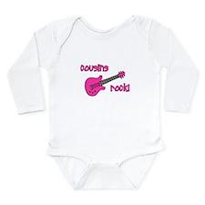 cousinsrock_pink Body Suit