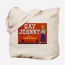 Gay Johnny Tote Bag