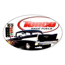 57 Chevy Dragster Decal