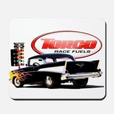57 Chevy Dragster Mousepad