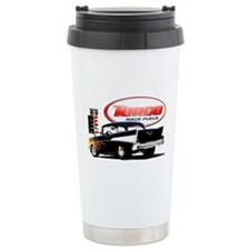 57 Chevy Dragster Travel Coffee Mug