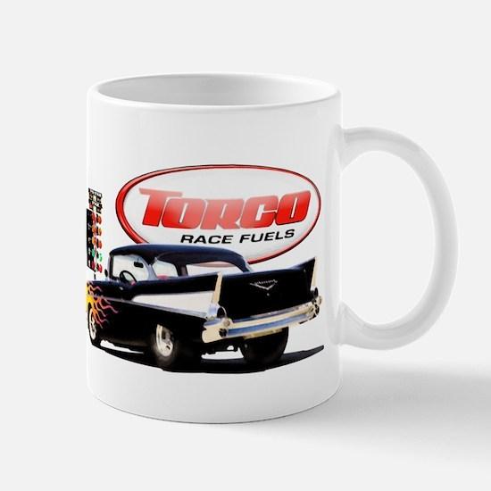 57 Chevy Dragster Mug
