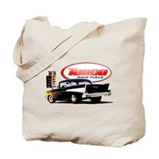 57 Chevy Dragster Tote Bag