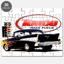 57 Chevy Dragster Puzzle