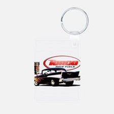 57 Chevy Dragster Keychains