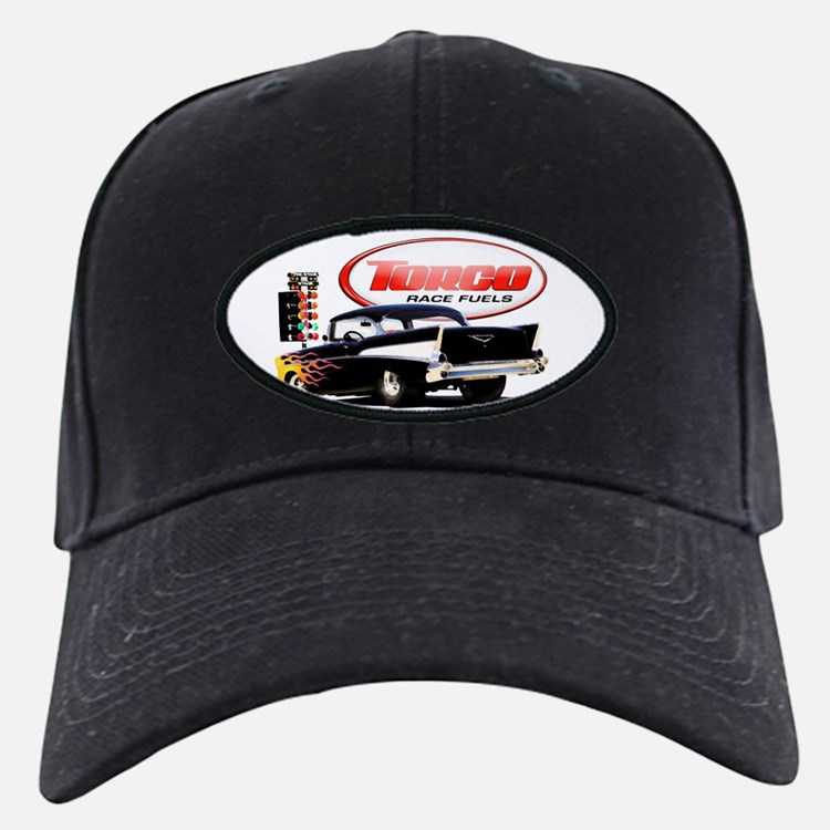 57 Chevy Dragster Baseball Hat
