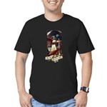 Mother Protector Men's Fitted T-Shirt (dark)