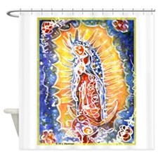 Lady of Guadalupe, art! Shower Curtain