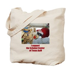 support the Schubot Center Tote Bag