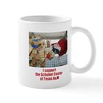 support the Schubot Center Mug