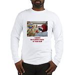 support the Schubot Center Long Sleeve T-Shirt