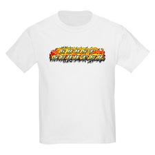 Ghost Scooter @ eShirtLabs Kids T-Shirt