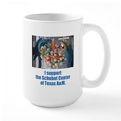 Support Schubot Center Large Mug