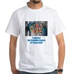 Support Schubot Center White T-Shirt