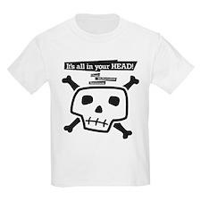 skull-back T-Shirt