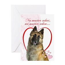 Belgian Tervuren Valentine's Day Card