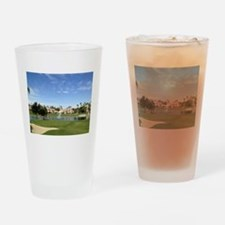 Hole 10 Drinking Glass