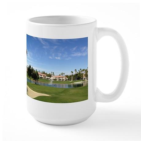 Hole 10 Large Mug