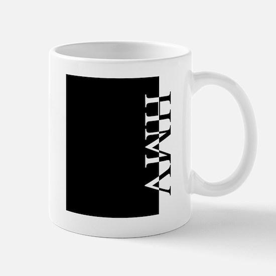 HMV Typography Mug