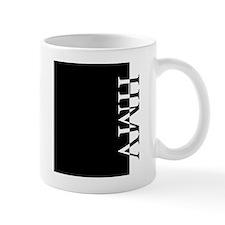 HMV Typography Small Mug