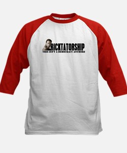 Ricktatorship Kids Baseball Jersey