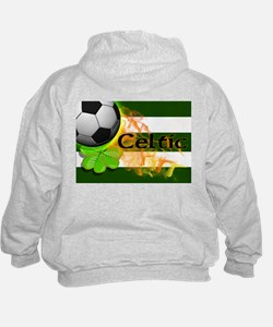 Celtic Football Hoody