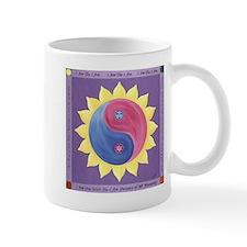 Violet Fire Mug