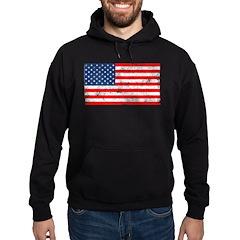 US Flag Hoodie