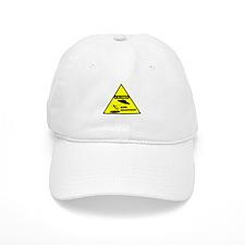 Caution! Alien Abduction! Baseball Cap