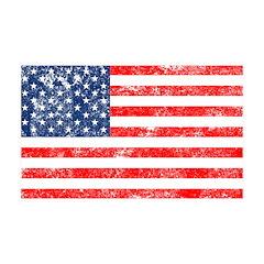 US Flag 38.5 x 24.5 Wall Peel