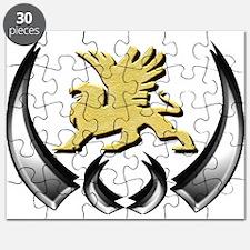 Gold Griffin Puzzle