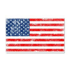 US Flag Car Magnet 20 x 12