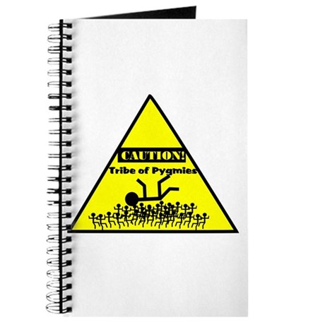 Caution! Pygmies! Journal