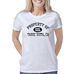 SPACEMAN Z Women's Fitted T-Shirt (dark)