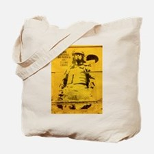 STENCIL SOLDIER Tote Bag