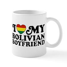 I Love My Bolivian Boyfriend Mug
