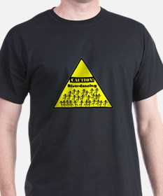 Caution! Riverdancing! T-Shirt