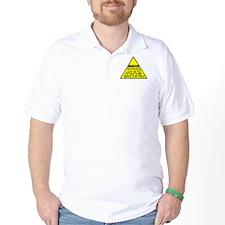 Caution! Riverdancing! T-Shirt
