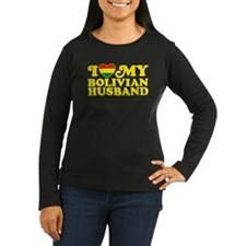 Bolivian Husband T-Shirt