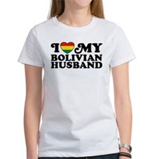 Bolivian Husband Tee