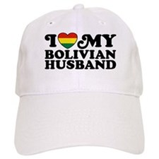 Bolivian Husband Baseball Cap
