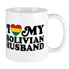 Bolivian Husband Mug